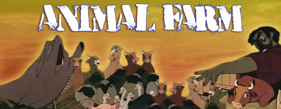 animal farm was the rebellion doomed Messages of george orwell's animal farm though animal farm can be considered nothing more than a charming animal fable depicting a doomed rebellion, its in george orwell's animal farm, the farm leaders, the pigs, use unknown language, invoke scare tactics.